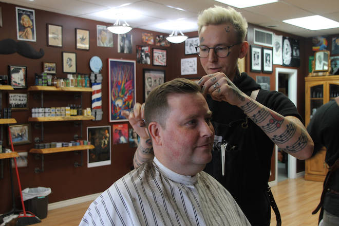 B.C. barber among Canada's 10 best