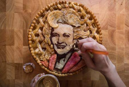 A life of pie: B.C. woman bakes works of art, hopes to create a new industry