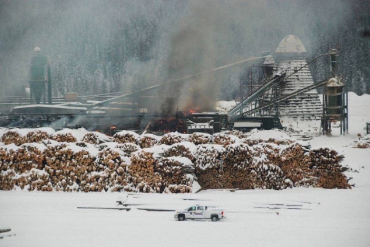 Companies appeal fines in B.C. sawmill explosions that killed four workers