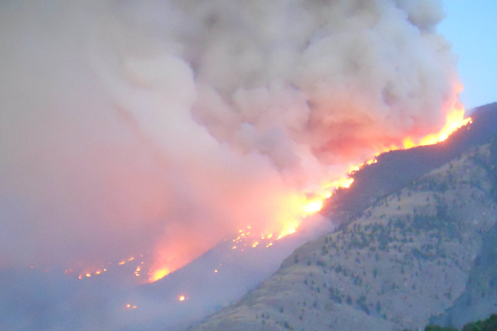 BC Wildfire to call in help from other provinces, countries