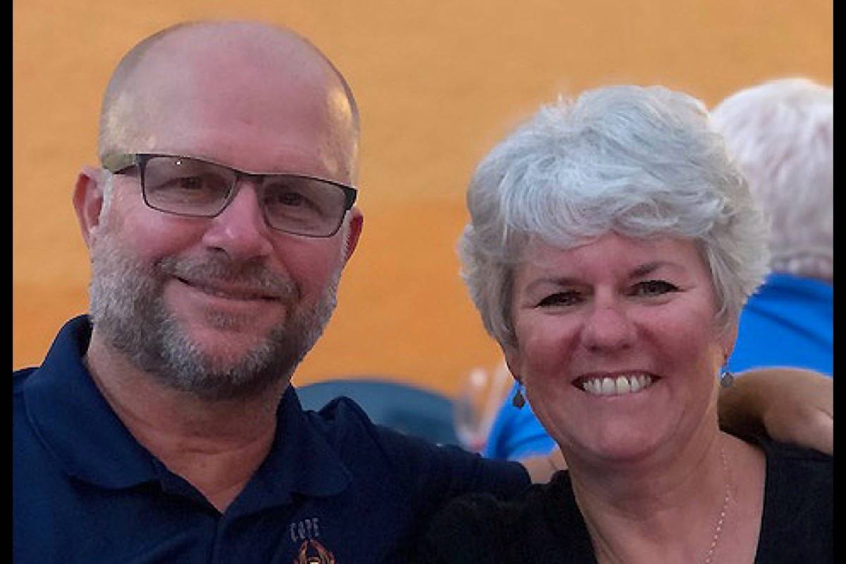 Chris and Kathryn Linford are the national ambassadors to Wounded Warriors Canada and have recently presented a PTSD program in Sooke. (Contributed)
