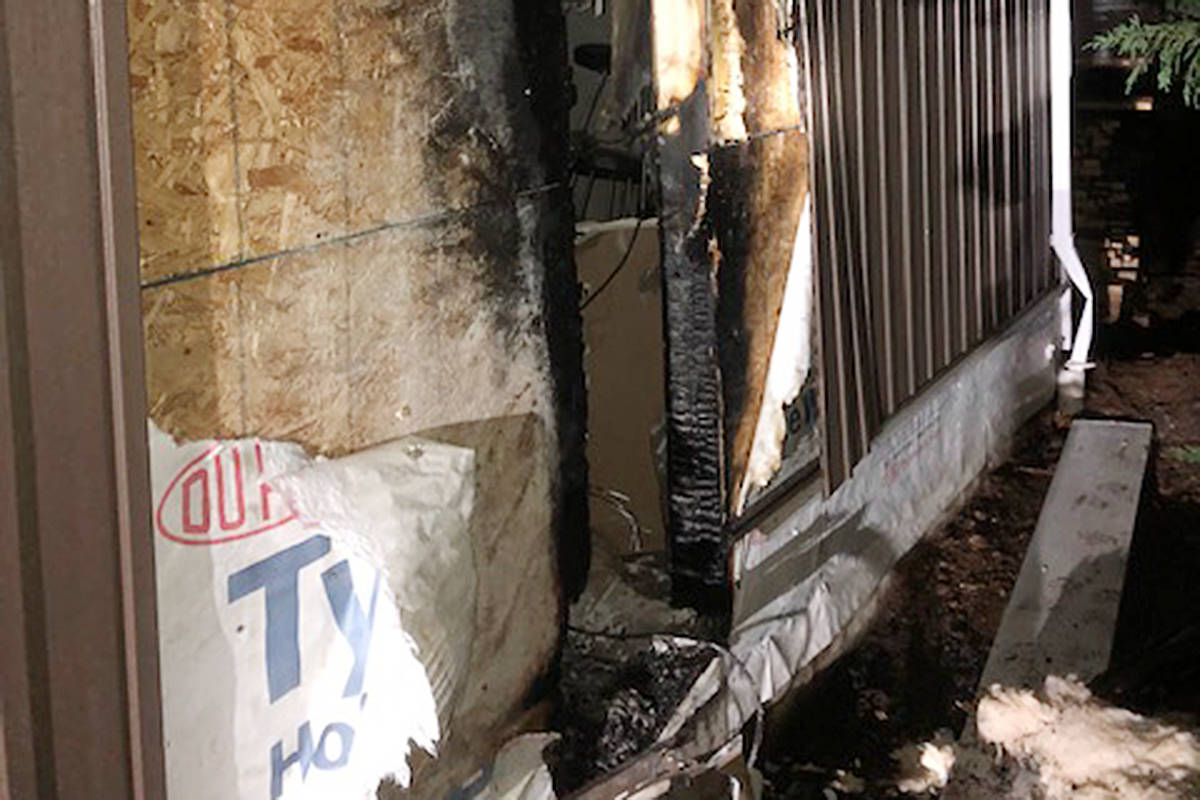 No injuries in Campbell River structure fire