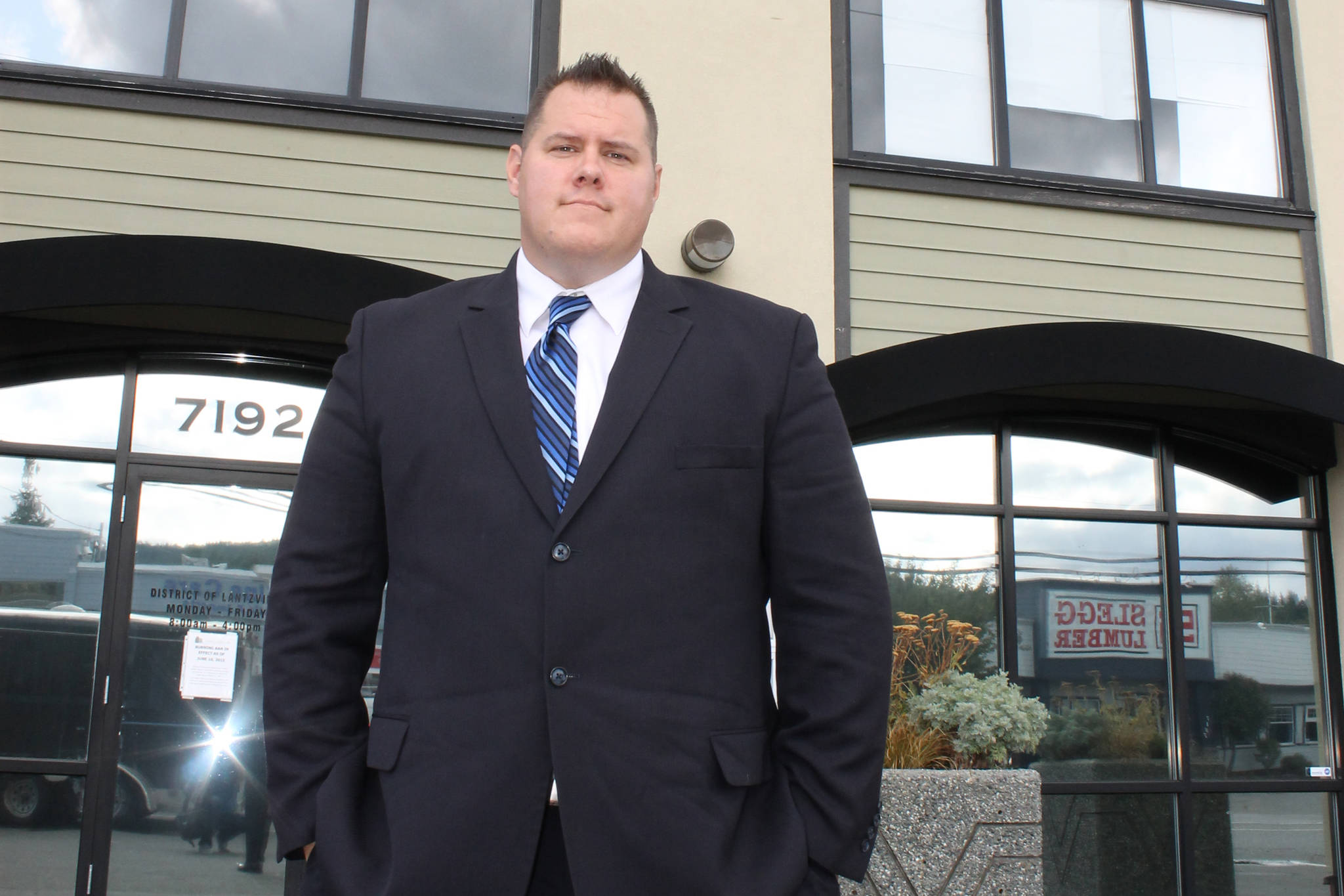 The City of Nanaimo has reached a settlement with its former chief operations officer, Brad McRae. (News Bulletin file photo)