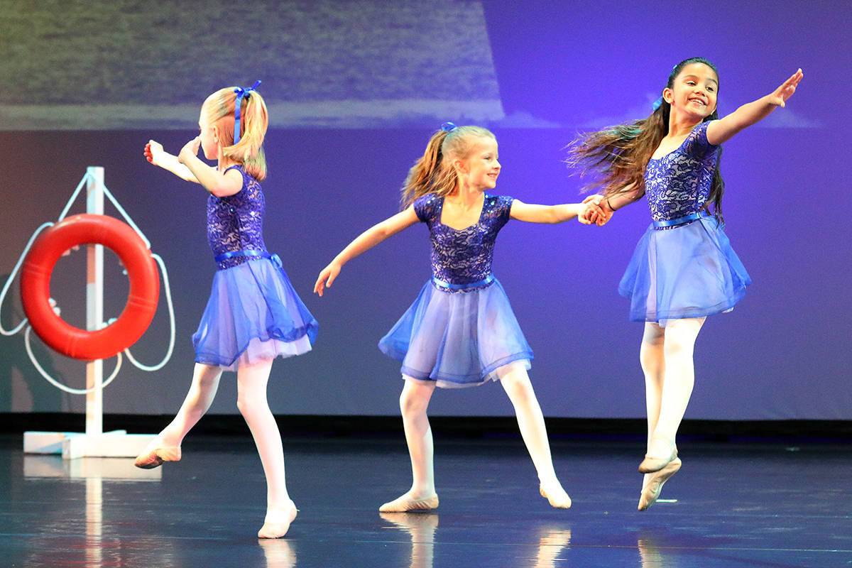 Vancouver Island dance school pirouettes into full-fledged education institution