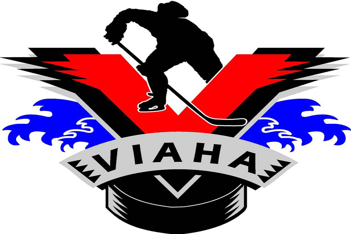 Vancouver Island Amateur Hockey executive has announced all games are cancelled until Dec. 1. (VIAHA logo)