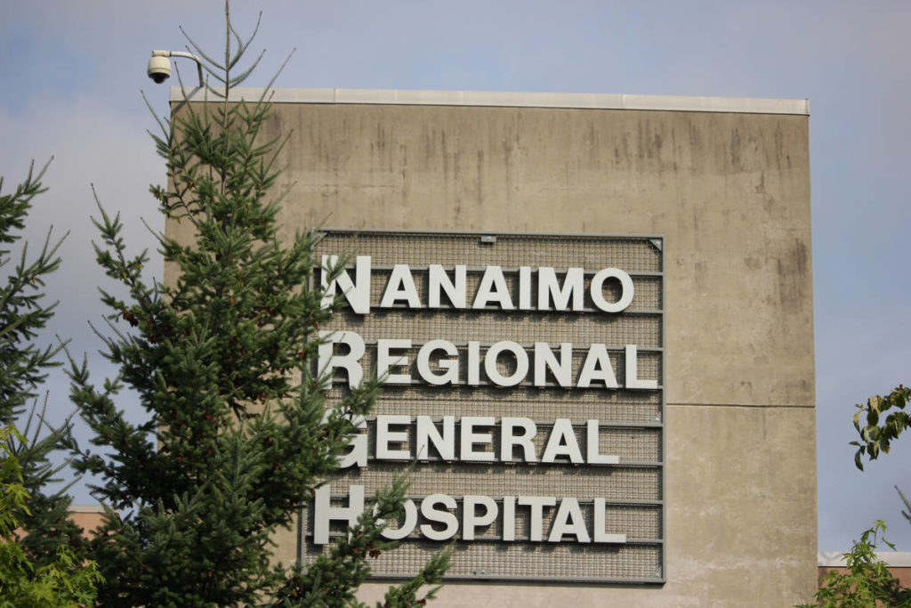Island Health has declared an outbreak of COVID-19 at Nanaimo Regional General Hospital over. (News Bulletin file)