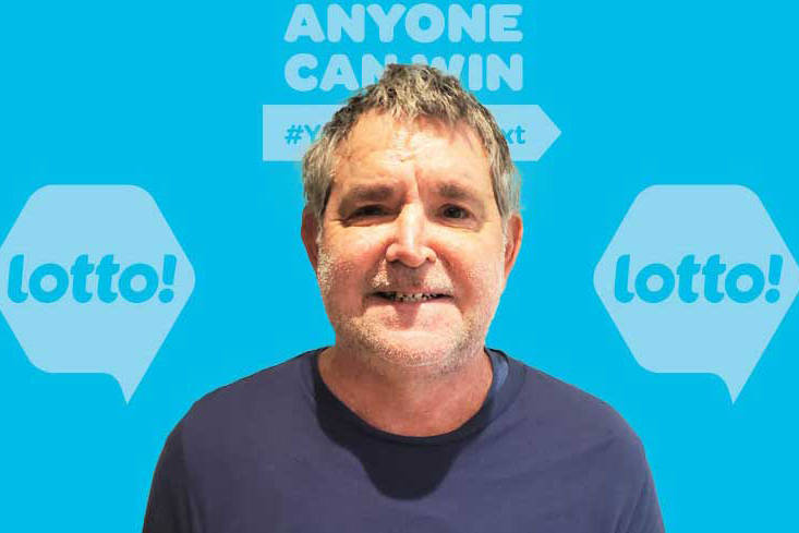 Patrick MacMullan won $28,000 playing Toto. (Photo courtesy of BCLC)