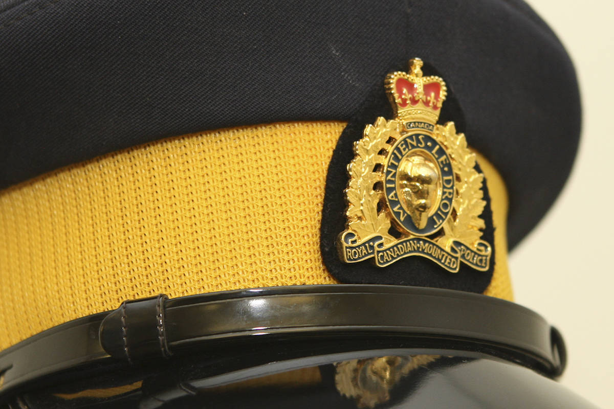 Mountie Chad Lincoln Vance is on trial for a sexual assault charge. (File photo)