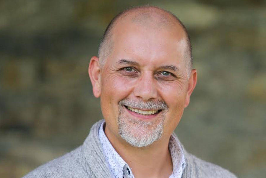 Adam Olsen is the Green party candidate for Saanich North and the Islands. (Submitted by Adam Olsen)