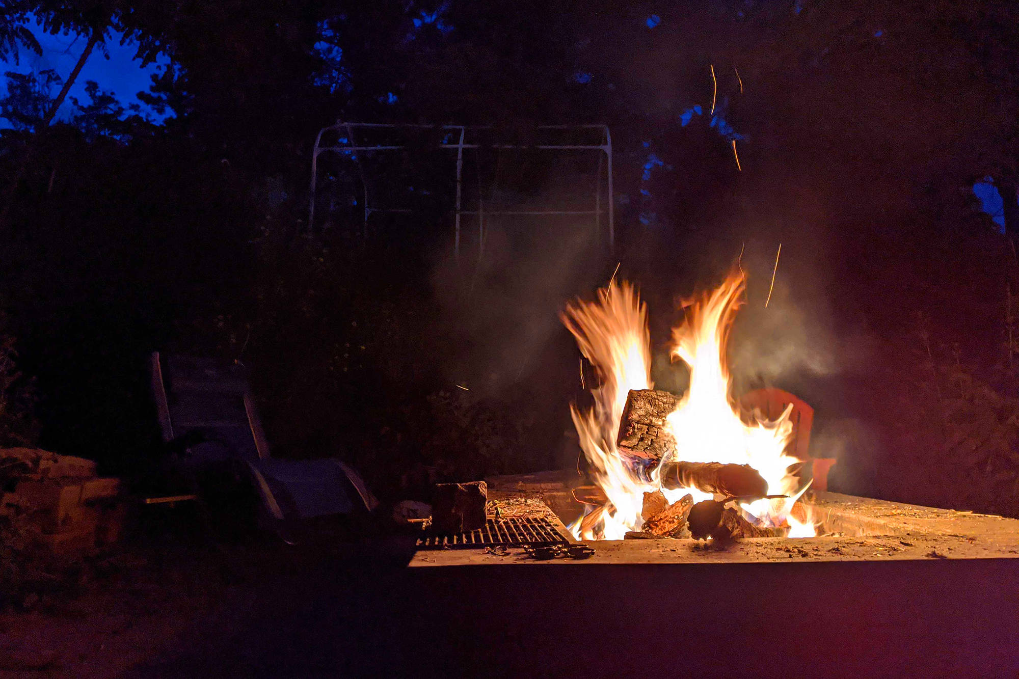 For many, campfires are an important part of the camping experience. (Black Press file photo)
