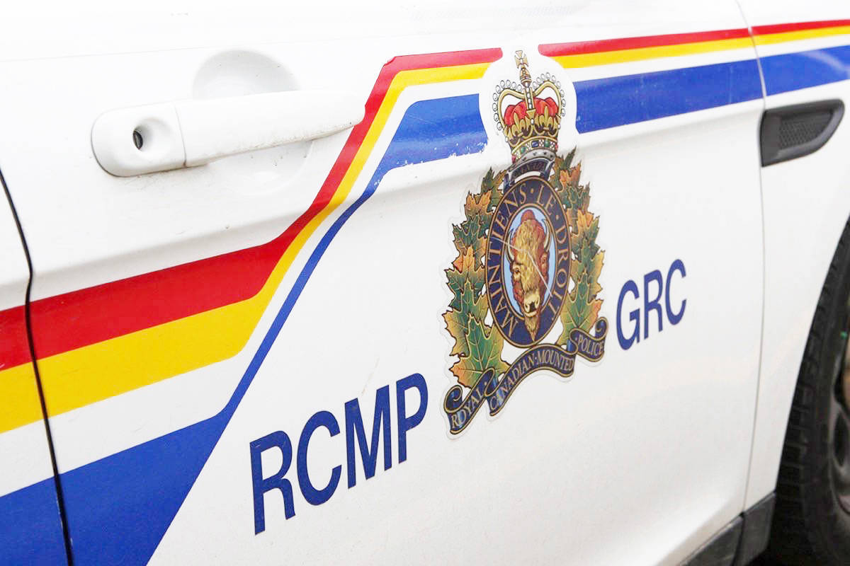 Comox Valley RCMP arrested a suspect in connection with a dumpster fire on the weekend. Black Press file photo