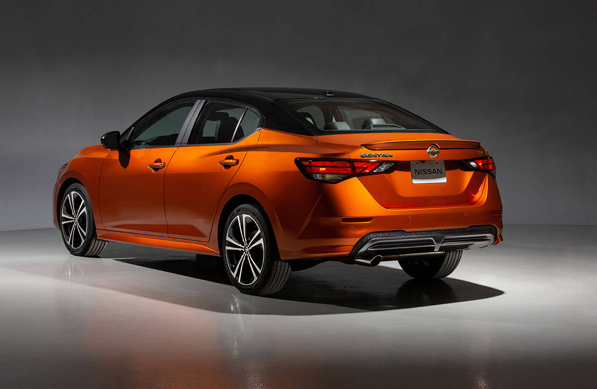 The biggest complaint about the previous Sentra was a lack of sufficient get up and go, an issue rectified for the new model, a 2.0-litre four-cylinder rated at 149 horsepower and 146 pound-feet of torque. PHOTO: NISSAN