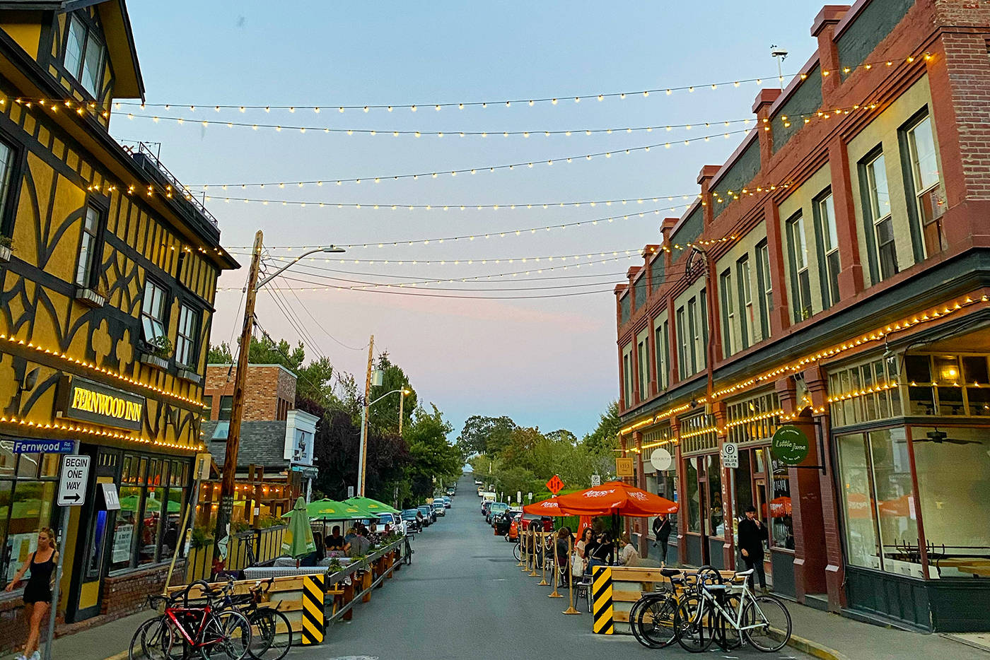 Chambers of commerce from across B.C. have endorsed a plan to tackle key social and economic factors impacting cities, which they say will also support businesses attempting to recover from the pandemic. (Photo courtesy of Build Back Victoria)