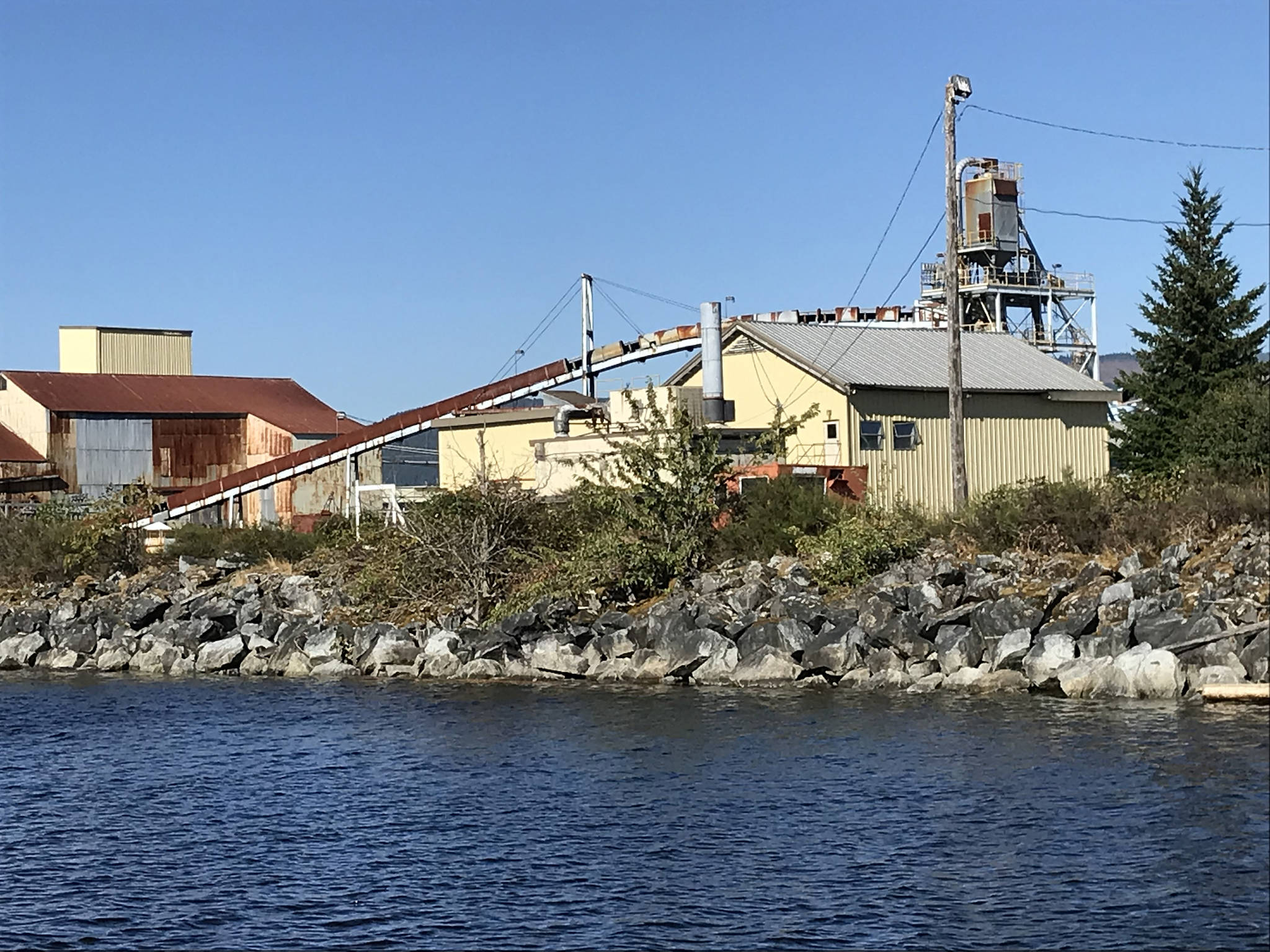 Port Alberni's city council envisions public access to the waterfront with a Quay to Quay pathway and multi-use land where Somass Sawmill has been for nearly a century. (SUSAN QUINN/ Alberni Valley News)