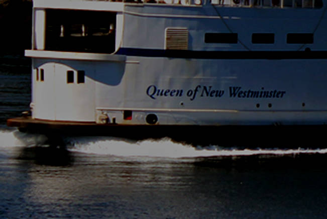 B.C. Ferries' Queen of New Westminster will run a midnight sailing between September and October from Nanaimo's Duke Point terminal. (News Bulletin file)